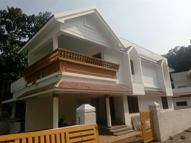 Home Design: Near Kolenchery And Puthenkurish
